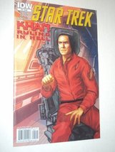 Star Trek Khan Ruling in Hell Comic Book Issue ... - $2.93