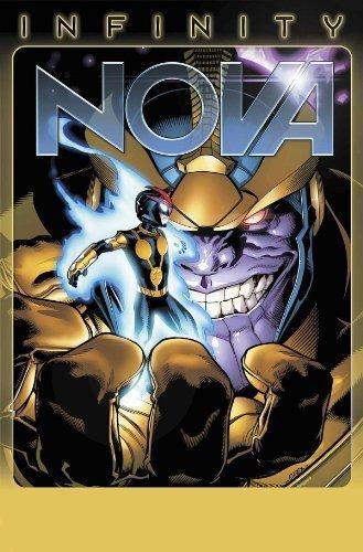 Nova, No. 8 [Comic] by Zeb Wells; Paco Medina