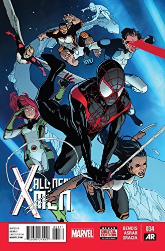 All New X-men, No. 34 [Comic] by