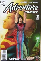 DC Comics Adventure 1 First Issue # 504 October... - $2.24
