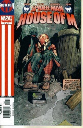 Spider-Man - House of M #5 (Marvel Comics) [Paperback] by Mark Waid; Tom Peye...
