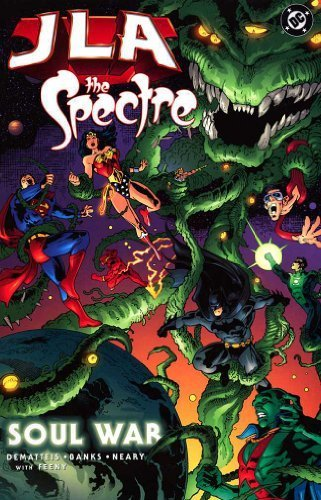 JLA/Spectre: Soul War #2 [Comic] by DC Comics