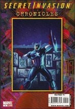 Secret Invasion Chronicles #5 [Paperback] by Brian Michael Bendis [Kitchen] - $2.24