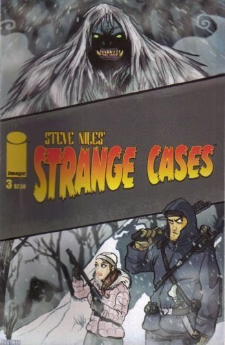 Strange Cases #3 [Comic] by Steve Niles