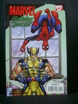 Marvel Holiday Special #1 One-Shot [Comic] by Farago, Garrity, Hembeck, Cebul... - $3.38