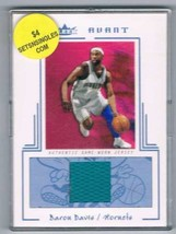 2003-04 Avant Materials Blue #BD Baron Davis NM-MT NM-MT MEM /400 Hornets  - $22.23