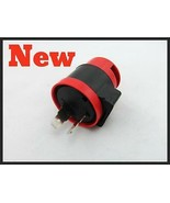 Turn Signal Flasher Blinker Relay 12V 2 Pin for Motorcycle LED Indicator... - $10.39