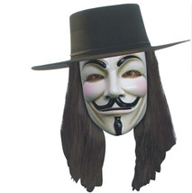 V For Vendetta - Accessory - Wig - Adult One-Size-Fits-Most Costume - $9.40