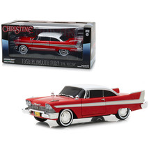 1958 Plymouth Fury Red Evil Version (with Blacked Out - $61.49