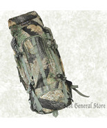 "32"" Tree Forest Camo Water-Resistant Mountaineer Backpack Hiking Bag Hun... - $48.95"