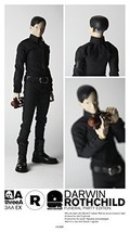 Hong Kong Toy Designer 3A 3AA THREEA 1/6 WWR EX Darwin Rothchild FUNERAL PART... - $369.99