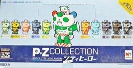 Japan Mega House P Z Robot Panda Mecha Collection Panda Z   Block Type Mini Fi... - $224.99