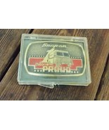 VINTAGE 1989 SNAP-ON TOOLS DRIVIN PROUD SOLID B... - $26.70