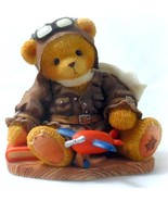 "Cherished Teddies Lance ""Come Fly With Me"" 1998... - $6.99"