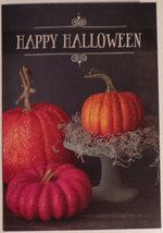 "Greeting Halloween Card ""Happy Halloween Card"" - $1.99"