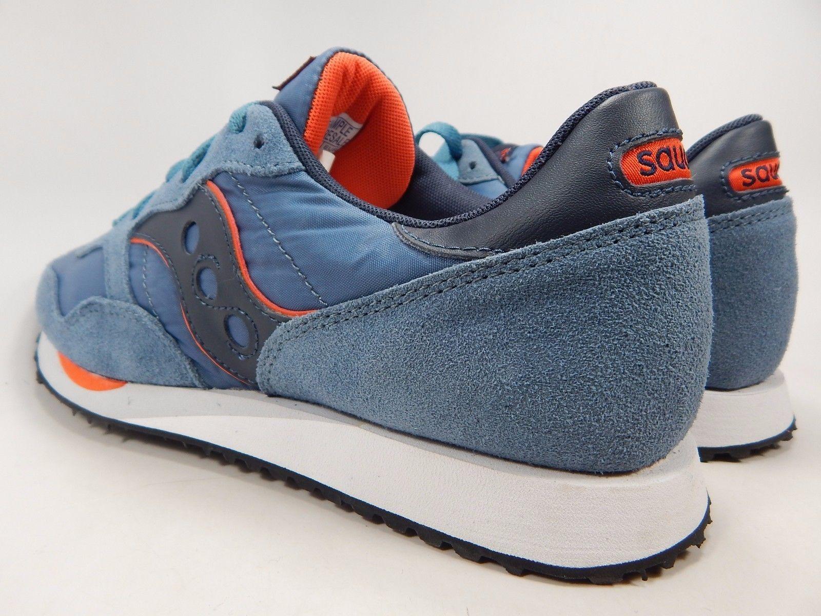 Saucony Original DXN Trainer Men's Shoes Size US 9 M (D) EU 42.5 Blue S70124-16