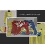 Minion Kid's Shirt Red Sz 3T NWT Long Sleeved - $10.99