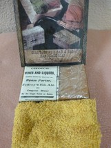 Vintage Hand Made Village Bath Products Giant S... - $18.50