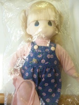 """Precious Moments """"Cindy"""" doll- BRAND NEW IN ORIGINAL PACKING  - $19.85"""