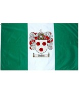 Ashlin Coat of Arms Flag / Family Crest Flag - $29.99