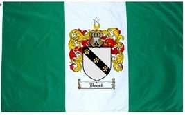 Boost Coat of Arms Flag / Family Crest Flag - $29.99