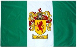 Griffith Coat of Arms Flag / Family Crest Flag - $29.99
