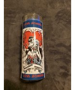 7 DAY LOVE ZOMBIE LOVE ATTRACTION CANDLE IN GLASS - $15.00