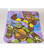 New Teenage Mutant Ninja Turtles Washcloth 100% Cotton 2013 Nickelodeon - $5.98