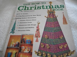 The How-To Christmas Book 1964 - $10.00