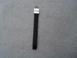 AUTHENTIC COACH BLACK PEBBLE LEATHER TASSEL HANG TAG  EUC - $12.60