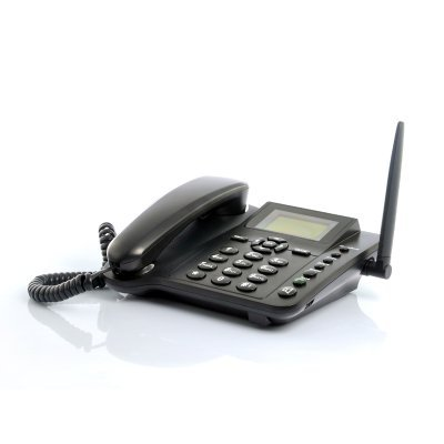 GSM Desk Phone - Quadband - Text Message SMS - Any GSM Sim Cards - Unlocked