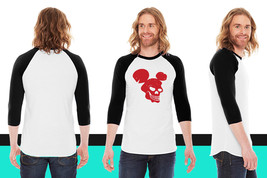 mickey American Apparel Unisex 3/4 Sleeve T-Shirt - $29.99+