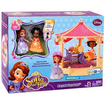 Disney Sophia The First Ruby Royal Playdate Playset Mattel Ltd Ed Set To... - $74.99