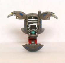 Bakugan Leefram Gray Aquos 570G Maxus Helios Part Rare Spin Master - $19.75
