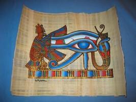 WHOLESALE BULK LOT 50 EGYPTIAN PAPYRUS PAINTINGS SIGNED - $141.59