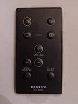 Onkyo RC-858S Remote Control Part # 24140858 - $29.99