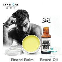 Beard Growth Oil Man + Beard Balm - $16.76