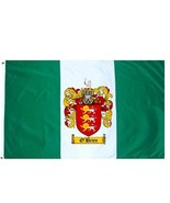 O'Brien Coat of Arms Flag / Family Crest Flag - $29.99