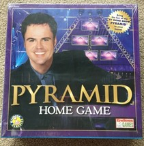 PYRAMID Home Game - Donny Osmond Tv Show - 2003 Endless Games Brand New Complete - $47.51
