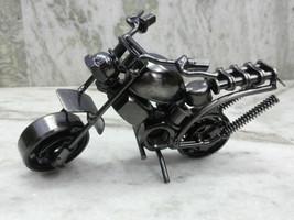 Antique Vintage Style Old Model Sport Motor Bik... - $17.60