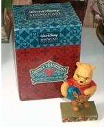 Jim Shore Disney Winnie Pooh Hunny of a Bear Fi... - $16.00