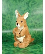 TY Beanie Baby - POUCH the Kangaroo from Winnie the Pooh No Tag 1996 - $3.00