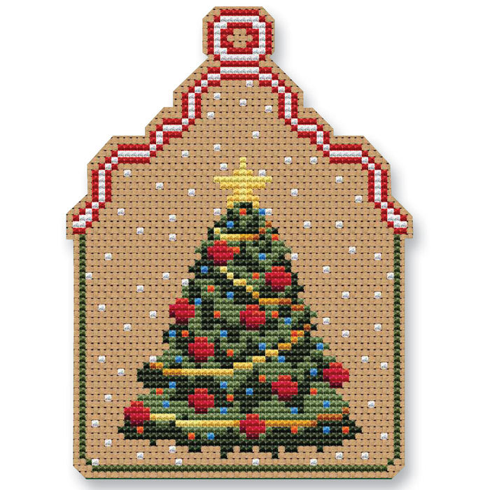 Christmsas tree ornament kit