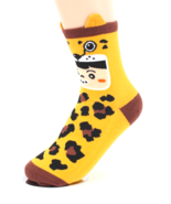 Buy3) Womens Socks Character Printed Style 7-10+Cotton Ankle Assorted Co... - $6.95