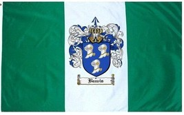 Beavis Coat of Arms Flag / Family Crest Flag - $29.99