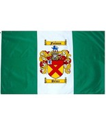 Bruce Coat of Arms Flag / Family Crest Flag - $29.99