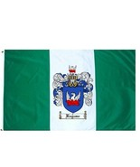 Raguso Coat of Arms Flag / Family Crest Flag - $29.99
