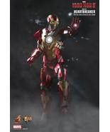 HOT TOYS MARVEL IRONMAN IRON MAN 3 1/6 MARK XVII Heart Breaker Action Fi... - $239.99