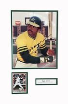 "Reggie Jackson ""Mr. October"" Original In Person Autographed Photo - $74.25"