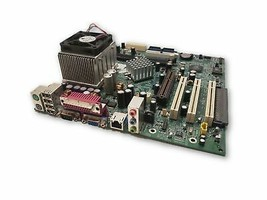 HP MS-6553 Motherboard w/ CPU 261671-001 260646-101 - $32.71